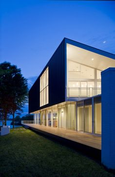 Buisson Residence By Robert Gurney,  House Of The Day Letter U201cBu201d Via Design Ideas