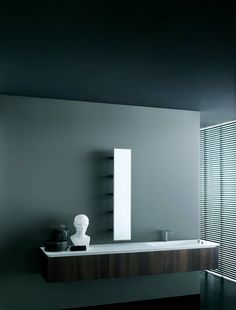 Boffi kitchens – bathrooms - systems Relaxing Bathroom, Bathroom Spa, Modern Bathroom, Washroom, Boffi, Floating Vanity, Bathroom Collections, Ceramic Design, Minimal Design