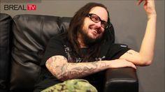 Rock Blog: Jonathan Davis Of Korn - YouTube