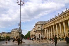 What to know for Bordeaux --Bordeaux City Center