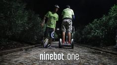 Ninebot One in Porto Recanati - Italy!