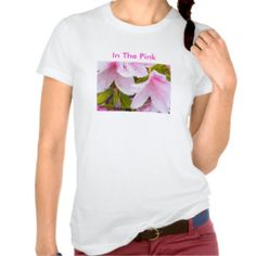 """In the Pink"" T-Shirt"