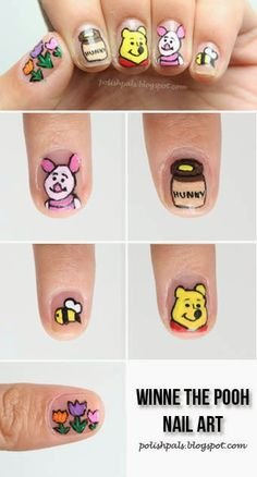 Welcoming Summer with Winnie the Pooh!