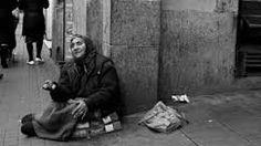 Resultado de imagen de posguerra española hambre
