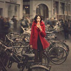 ijsje ~ Amsterdam, Anka Zhuravleva