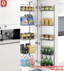 Kệ tủ đồ khô nhiều tầng, cho căn bếp bạn thêm tiện ích và gọn gàng http://phukienbepthanhdat.com/danh-muc/ke-tu-do-kho-12.html