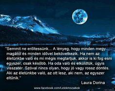 Laura Dorina idézet