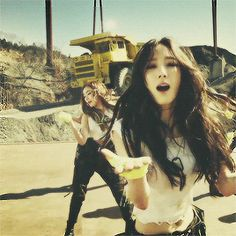 Taeyeon SNSD Catch me if you can