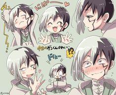 Easy Crafts For Teens, Fox Spirit, Turn To Stone, Stone World, Anime Child, Good Morning World, Manga, Stone Art, Me Me Me Anime