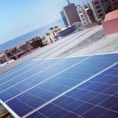 Generación energia solar 1.5 Kws/hr. www.zeroenergyon.com