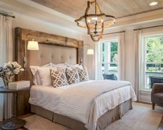 Farmhouse Style Master Bedroom Ideas (35)