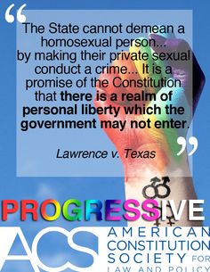 lawrence v. texas | Lawrence v. Texas