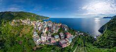 Il mondo dall'alto: foto panoramiche da togliere il fiato - Focus.it