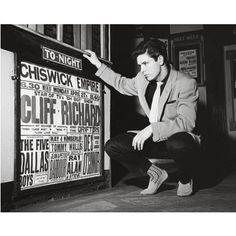 Cliff Richard (Custom print)