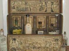Afbeeldingsresultaat voor antieke apothekers labels