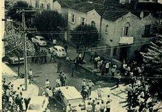 1971 - Alameda Casa Branca esquina com a rua Barão de Capanema no bairro dos Jardins.