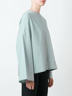 Marni blouse à longues manches amples