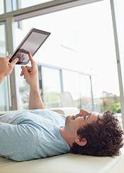 rise of e-reading