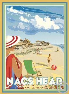 Nags Head, NC...all the times when I was a child + 1993, 1994, 1996, 1998, 1999, 2001, 2006, 2007, 2009