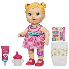 Boneca Baby Alive Machucadinho Hasbro - Baby Alive no Extra.com.br