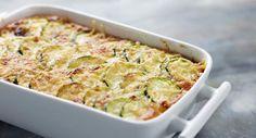 Gratin de courgettes au surimiVoir la recette du Gratin de courgettes au surimi >>