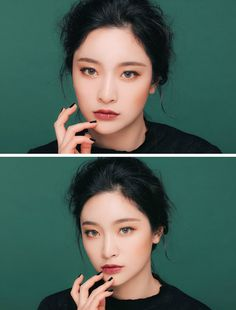 Korean makeup 3 concept eyes