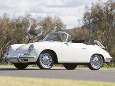 1963 Porsche 356B 1600 Super 90 Cabriolet by Reutter   Amelia Island 2013   RM AUCTIONS