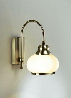 Wandleuchte, 1-flammig - Lampen & Leuchten - Wohnen | BADER Elegant, Sconces, Wall Lights, Lighting, Home Decor, Floor Lamp Base, Home, Homes, Classy