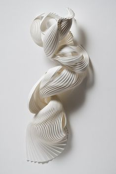 Richard Sweeney - Hands-on material manipulation is very important to my practice; I like to be able to touch and feel a material, to see how it can shaped to realise three dimensional forms. By exploring a process...