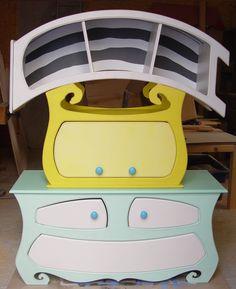 Custom made cabinet combo