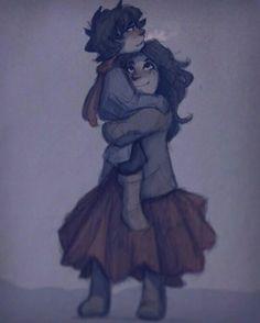 Nico and Bianca By Tamaytka