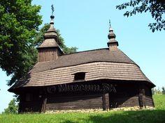 InovceMuzeum.SK - Drevené kostolíky na Slovensku