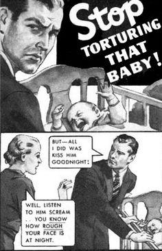 Colgate Shaving Cream 1936 ... LMBO!!