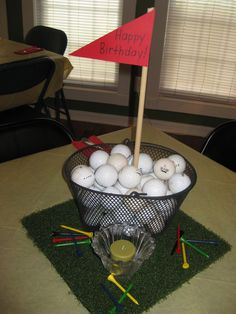 golf Retirement Party Ideas | Golf Themed Invitations