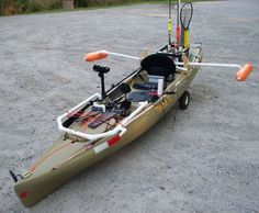 """The main drawback most anglers accept when fishing from a kayak is reduced visibility, due to the need to sit rather than stand. Having the ability to stand and """"sight fish"""" is important with cert…"""