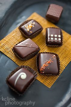 Theo Chocolate Confections | Flickr - Photo Sharing!