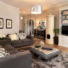 Lakásbemutató - Széplak Couch, Living Room, Furniture, Home Decor, Settee, Decoration Home, Room Decor, Sitting Rooms, Sofas