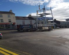 Padraig Clifford and Sons are Power Washing Contractors in Kerry Domestic andCommercial Power Washing Killorglin