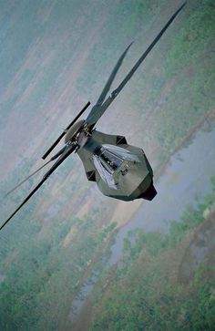 Boeing–Sikorsky Comanche (abandoned US stealth attack helo project) - Aircraft design Attack Helicopter, Military Helicopter, Military Aircraft, Comanche Helicopter, Helicopter Cake, Helicopter Birthday, Photo Avion, Transporter, Aircraft Design