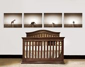This would be so pretty in a pink and grey nursery!