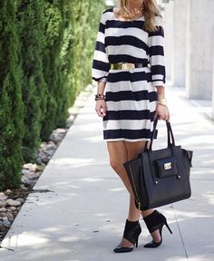 Style Guide: How to wear stripes this fall?