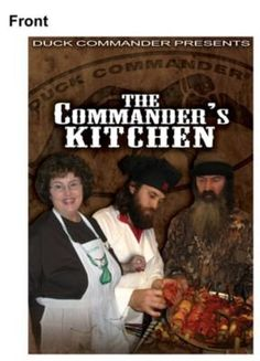 Amazon.com: The Commander's Kitchen by Duck Commander: Sports & Outdoors