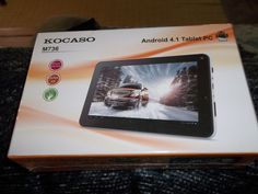 BNIP-KOCASO ANDROID 4.1 TABLET PC