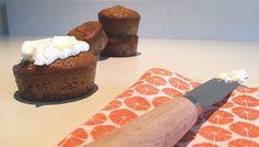Zucchini carrot muffins - Karlijnskitchen.com