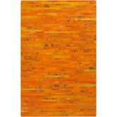 Found it at AllModern - Houseman Tangerine Area Rug