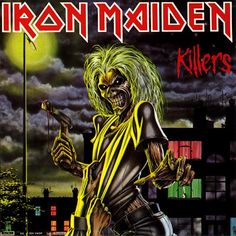 '80's metal band album covers   Top 5 Interesting 80s Album Covers on Like Totally 80s