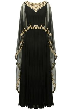 Women's Fashion Plus Size Chiffon Outerwear Patchwork Sexy Black Maxi Dress Evening Party Prom Dress Abaya Fashion, Muslim Fashion, Indian Fashion, Fashion Dresses, Womens Fashion, Trendy Fashion, Fast Fashion, Fashion Fashion, Pakistani Dresses