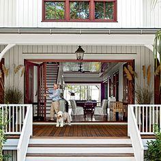 Modern Dogtrot Home | Entry | SouthernLiving.com