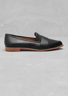 & Other Stories | Straw Loafer
