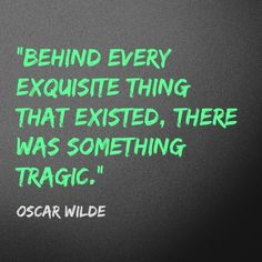 The Picture of Dorian Gray, Oscar Wilde. One of my favorite books ever